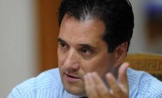 Στη Δικαιοσύνη ο Άδωνις κατά της απόφασης για τον Ελληνικό Ερυθρό Σταυρό