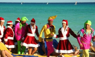 Feliz Navidad! Χριστούγεννα στο Μεξικό