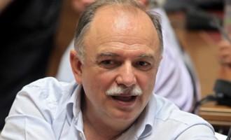 """Παπαδημούλης: """"Κόλαφος το σχέδιο πορίσματος του Ευρωκοινοβουλίου για Μνημόνιο και Τρόικα"""""""