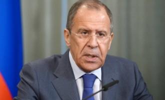 Λαβρόφ: Η Ρωσία αναμένει από την Τουρκία να παραδώσει την Εφρίν στη Δαμασκό