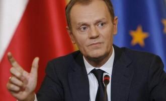 Τουσκ: Θέλουμε να κρατήσουμε ανοιχτή την πόρτα στην Τουρκία, αλλά η Άγκυρα μας δυσκολεύει