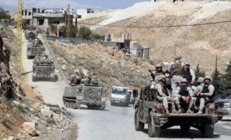 Ο στρατός της Συρίας αποδεκάτισε τους τζιχαντιστές που είχαν εισβάλει στο Λίβανο