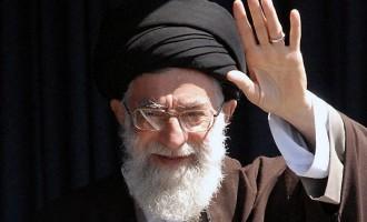 """Ο Αγιατολάχ του Ιράν προέβλεψε ότι η Ιερουσαλήμ σύντομα """"θα απελευθερωθεί από το Ισραήλ"""""""