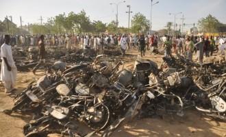 Τρεις νεκροί από επίθεση βομβιστή αυτοκτονίας σε καταυλισμό στη Νιγηρία