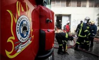 Τραγωδία στον Πειραιά: 60χρονος κάηκε ζωντανός μέσα στο διαμέρισμά του