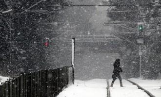 """Ο """"Θησέας"""" καταφθάνει από Ιταλία – Πού θα """"χτυπήσει"""" με χιόνια και καταιγίδες"""