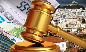 ΠΟΜΙΔΑ: Απαγόρευση πλειστηριασμών πρώτης κατοικίας από το Δημόσιο για οφειλές κάτω των 50.000