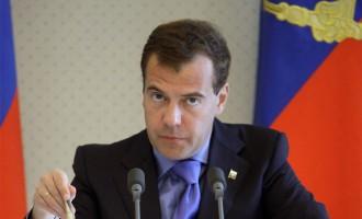 Μεντβέντεφ κατά ΗΠΑ: Θέλουν να μας εκτοπίσουν από την Ευρώπη