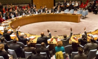 Νέο σχέδιο ψηφίσματος για τη Συρία φέρνει τη Δευτέρα η Γαλλία στο Σ.Α. του ΟΗΕ