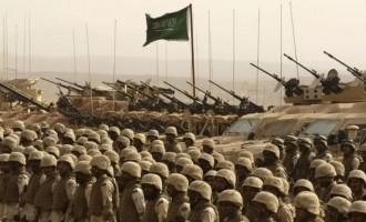 Έτοιμη να στείλει στρατό στη Συρία και η Σαουδική Αραβία