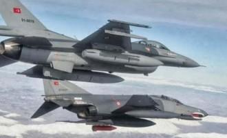 Προκαλεί συνεχώς η Τουρκία: 45 παραβιάσεις από οπλισμένα  αεροσκάφη στο Αιγαίο