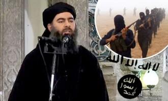 Οι εναπομείναντες τζιχαντιστές ανανέωσαν την πίστη τους στον Μπαγκντάντι