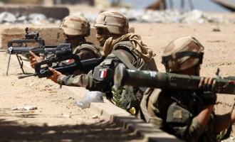 Οι Αμερικανοί επιβεβαίωσαν ότι Γάλλοι κομάντος έχουν αναπτυχθεί στη Συρία