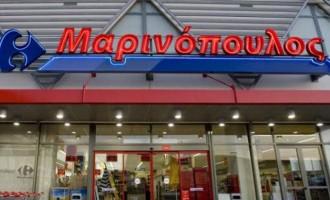 Συνελήφθη από την Αστυνομία ο επιχειρηματίας Δημήτρης Μαρινόπουλος
