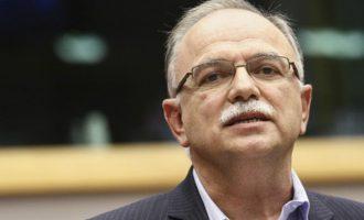Παπαδημούλης: Όσο ο Ερντογάν υπερβαίνει τα εσκαμμένα εντείνεται η πολιτική του απομόνωση