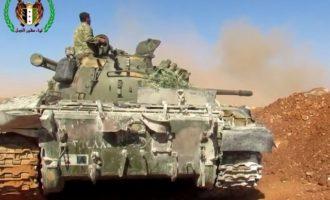 Η Τουρκία προστατεύει ξανά τους τζιχαντιστές στη Συρία – Διαμαρτυρήθηκε σε Ρώσους και Ιρανούς