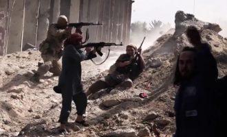 Τζιχαντιστές έστησαν ενέδρα και σκότωσαν τρεις δικηγόρους στη Μοσούλη