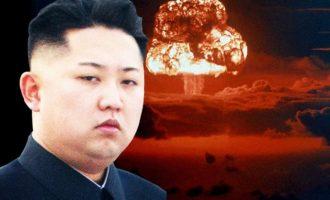 Κιμ Γιονγκ Ουν: Σύντομα θα έχουμε πυρηνικά όπλα και ισορροπία δυνάμεων με τις ΗΠΑ