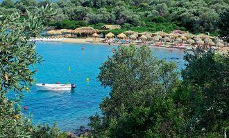 Δεν θα το πιστεύετε: Δείτε από drone τα Λιχαδονήσια, τις Σεϋχέλλες της Ελλάδας