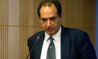 Σπίρτζης: Η δίκαιη ανάπτυξη προϋποθέτει εγκατάλειψη παλαιοκομματικών αντιλήψεων