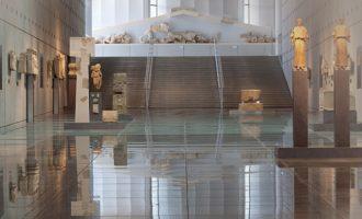 Στην κορυφαία δεκάδα του κόσμου το Μουσείο της Ακρόπολης