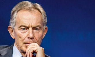 Μπλερ σε Μέι: Το Brexit διακινδυνεύει την ειρήνη στη βόρεια Ιρλανδία