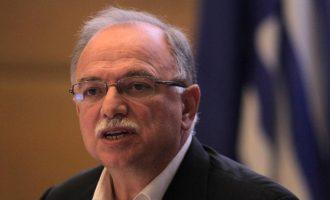Παπαδημούλης: Τσίπρας και Παυλόπουλος άψογοι, έστειλαν σαφές μήνυμα στον Ερντογάν