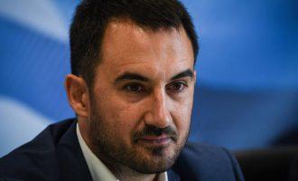 Χαρίτσης: Έμπρακτη η εμπιστοσύνη των μεγάλων διεθνών τραπεζών στην ελληνική οικονομία