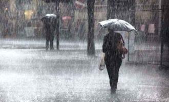Χαλάει ο καιρός με βροχές και καταιγίδες – Τι καιρό θα κάνει την Κυριακή του Πάσχα