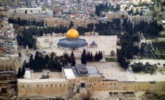 Η Ρωσία ανησυχεί από την αναγνώριση της Ιερουσαλήμ από τις ΗΠΑ ως πρωτεύουσας του Ισραήλ