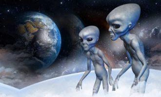 Οι ANONYMOUS ισχυρίζονται ότι η NASA ανακάλυψε νοήμονες εξωγήινους (βίντεο)