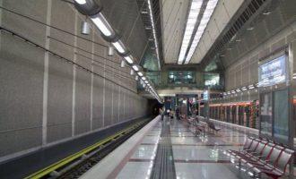 Ανεστάλη η 24ωρη απεργία στο Μετρό την Πέμπτη