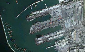 Ρωσικά πλοία απέπλευσαν από τον ναύσταθμο της Ταρτούς για την ασφάλειά τους
