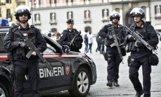 Συναγερμός στην Ιταλία – Φοβούνται τζιχαντιστικό χτύπημα μέσα στο Πάσχα