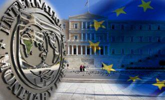 ΔΝΤ: Έχουν εντατικοποιηθεί οι συζητήσεις για την ελάφρυνση του χρέους