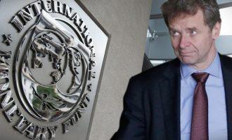 """Το ΔΝΤ αναγκάστηκε σε διόρθωση και διαψεύδει τους """"καλοθελητές"""": Δεν ζητάμε νέα μέτρα"""