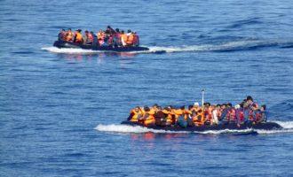 300 πρόσφυγες αποβιβάστηκαν το βράδυ στη Λέσβο – Έτσι «τηρεί» τη Βάρνα ο Ερντογάν!