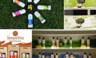 Sempre Viva: Μάθε για τις βελούδινες υφές που κάνουν το δέρμα μεταξένιο