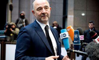 """Μοσκοβισί για offshore: Πολυεθνικές, πλούσιοι και τράπεζες """"κλέβουν"""" από την φορολογία"""