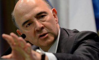 Mοσκοβισί: Βήμα προς την ανάκαμψη η έγκριση της δόσης – Τι είπε για το χρέος
