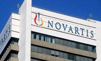 Στη Δικαιοσύνη επιστρέφει ο φάκελος για το σκάνδαλο της Novartis