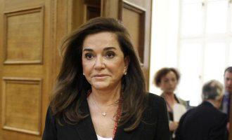 Ντ. Μπακογιάννη: «Ο κ. Καμμένος είναι επικίνδυνος για τη χώρα»