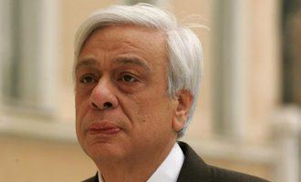 Παυλόπουλος: Για τους Έλληνες η ελευθερία αποτελεί υπαρξιακή αρχή και άρα τρόπο ζωής