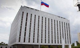Δεν τον γλιτώνουμε τον ψυχρό πόλεμο: Την απέλαση 60 Ρώσων διπλωματών από τις ΗΠΑ διέταξε ο Τραμπ