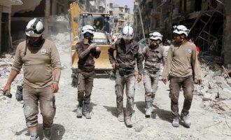 Οργισμένη η συριακή κυβέρνηση από τη μεταφορά των «Λευκών Κρανών» στην Ιορδανία μέσω Ισραήλ