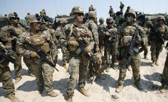 Δεν φεύγουν οι Αμερικανοί από τη Συρία – Τραμπ: «Να πληρώσει τα έξοδα η Σαουδική Αραβία»