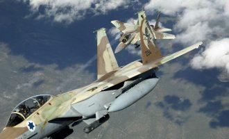 Ρωσικό Υπουργείο Άμυνας: Δύο ισραηλινά F-15 χτύπησαν το συριακό αεροδρόμιο πάνω από τον Λίβανο