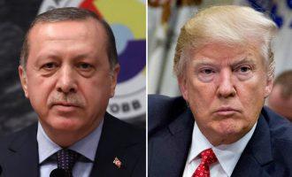 Μίλησαν στο τηλέφωνο Ερντογάν και Τραμπ αλλά ο Καλίν δεν μας λέει τι είπαν