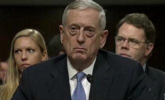 Ο στρατηγός Μάτις διέψευσε το NBC για δεκαπλασιασμό των αμερικανικών πυρηνικών κεφαλών