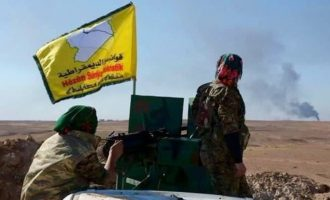 Οι Κούρδοι εγκαταλείπουν το μέτωπο ενάντια στο Ισλαμικό Κράτος και πάνε στην Εφρίν να πολεμήσουν τους Τούρκους